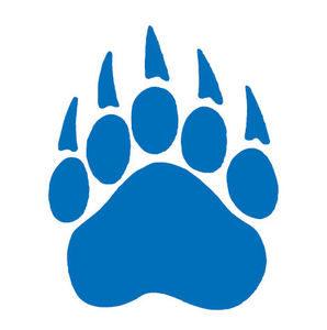 Logo quiz paw print alternative clipart design logo quiz blue paw print du vector and clip art inspiration u2022 rh clipartsource today logo altavistaventures Images